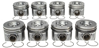SADP-HD Piston & Ring Set