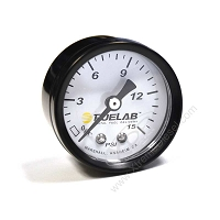 Fuelab gauge 0-15psi