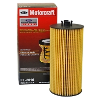 OEM Motorcraft Oil Filter FL-2016